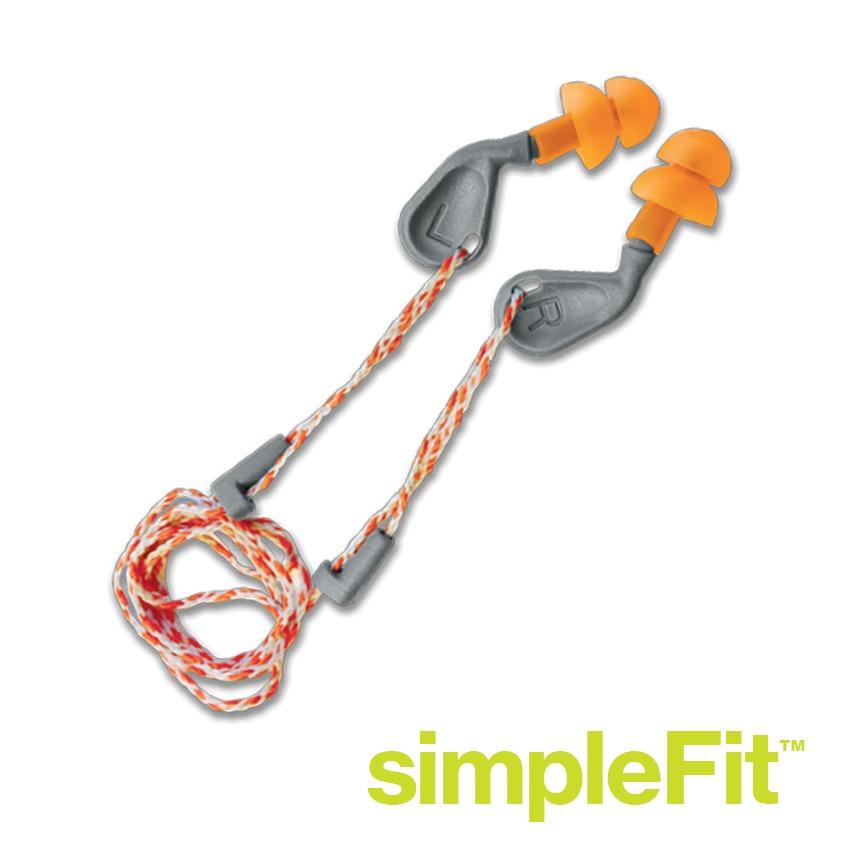 simpleFit reusable earplugs