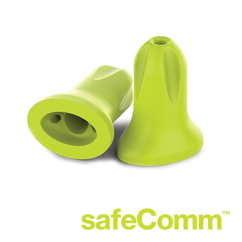 safeComm disposable earplugs