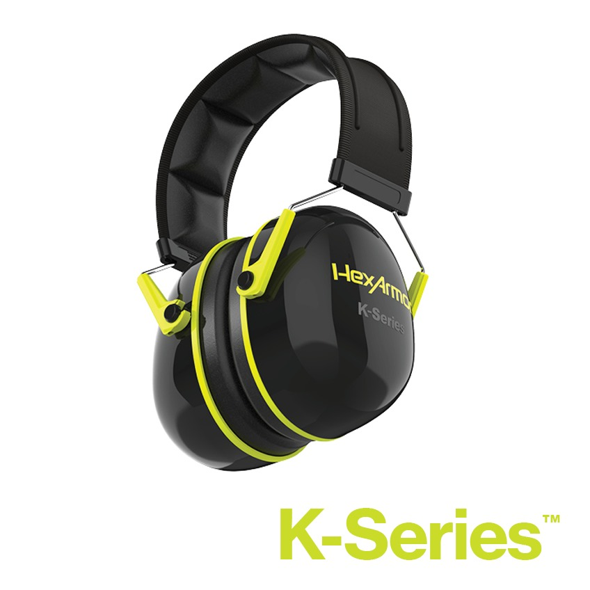 K-Series earmuffs