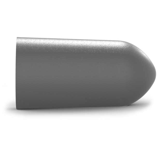 accuFit large disposable earplugs side view