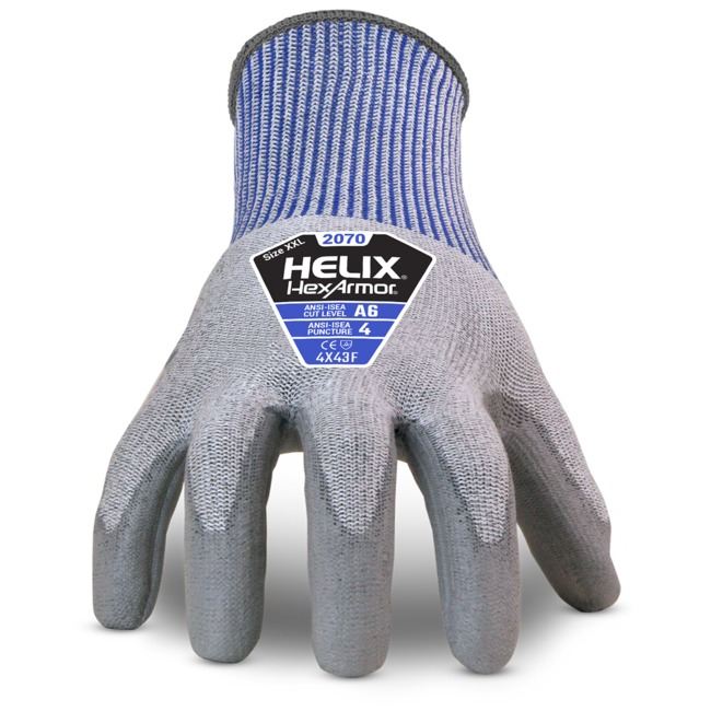 HexArmor Helix Blademaster 2070 Cut A6 Glove