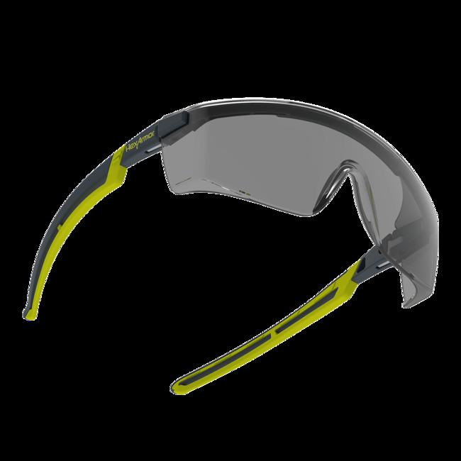 lt200 grey otg safety glasses float view
