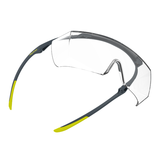 lt250 clear otg safety glasses float view