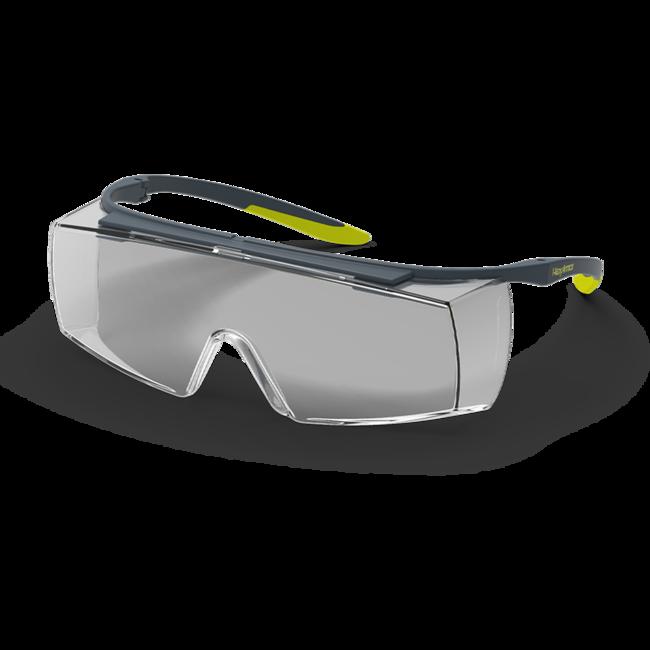 lt250 clear otg safety glasses standard angle