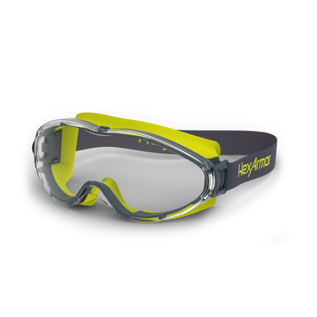 lt300 clear otg safety goggles standard view