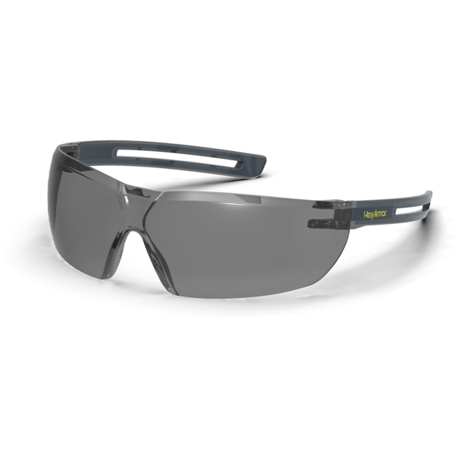 lt400 grey safety glasses standard view