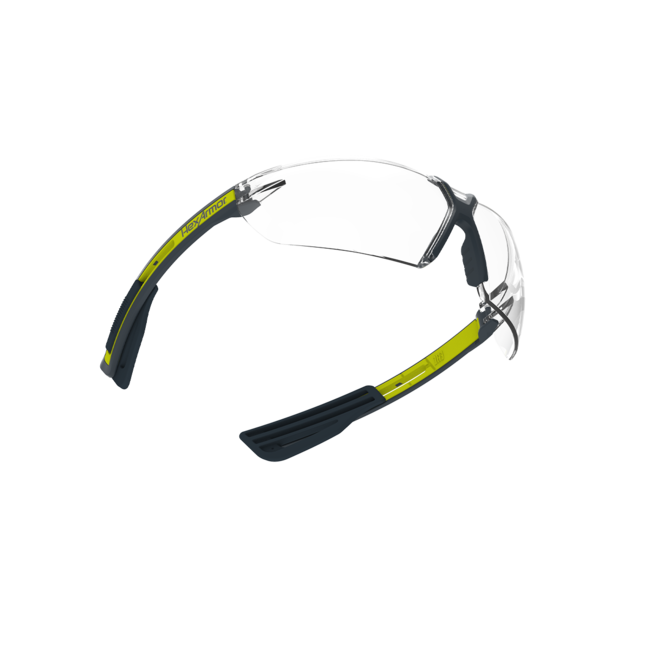 lt450 clear safety glasses float view