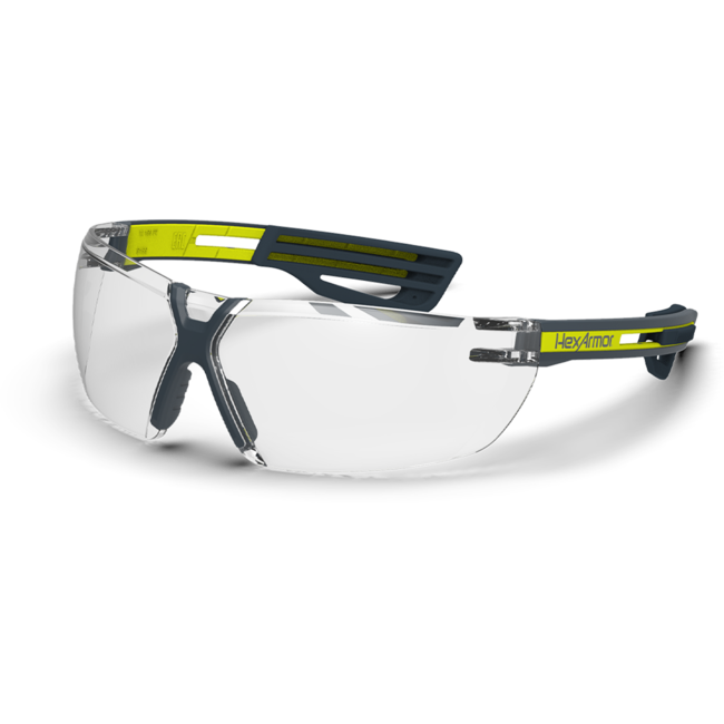 lt450 clear safety glasses standard view