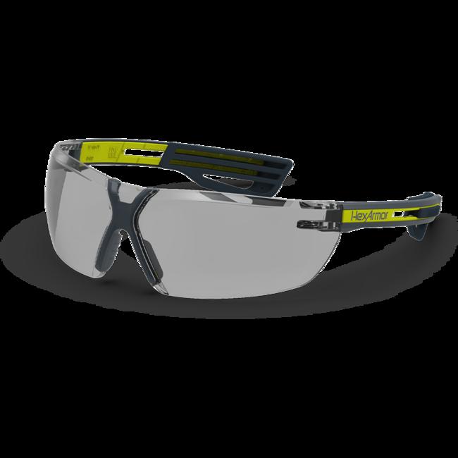 lt450 grey safety glasses standard view