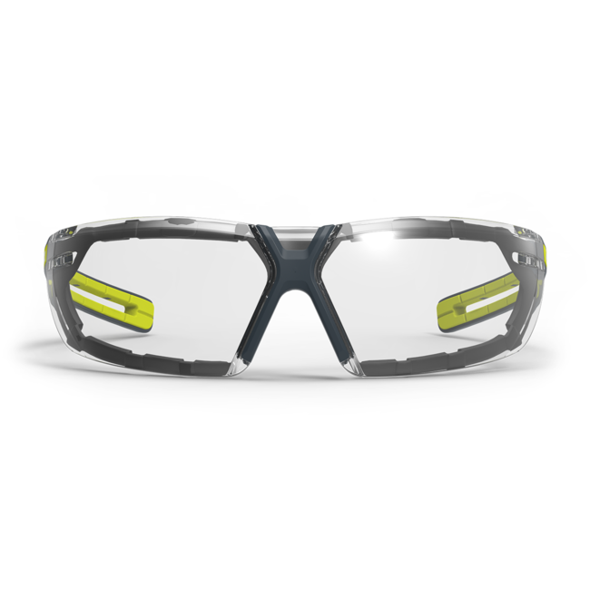 lt450g clear safety glasses front view