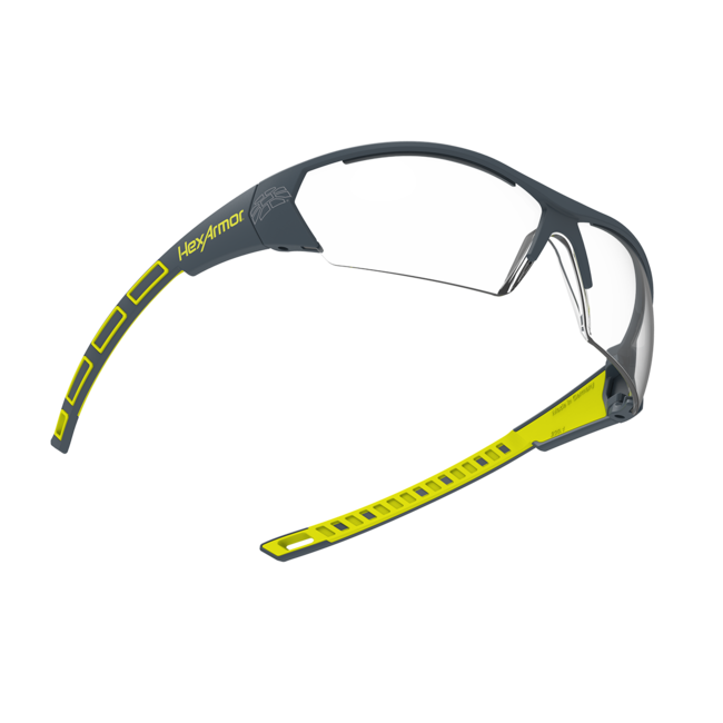 mx250 clear safety glasses float view