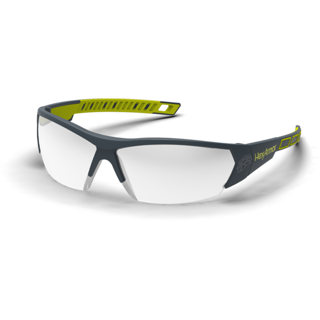 mx250 silver mirror safety glasses standard view