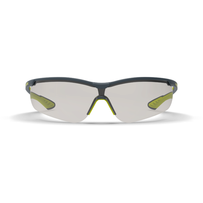 vs250 blue light safety glasses front view