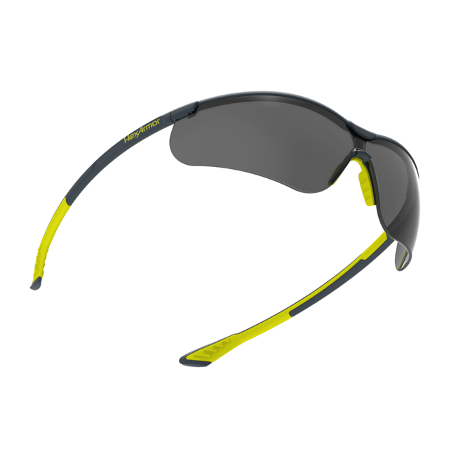 vs250 grey safety glasses float view