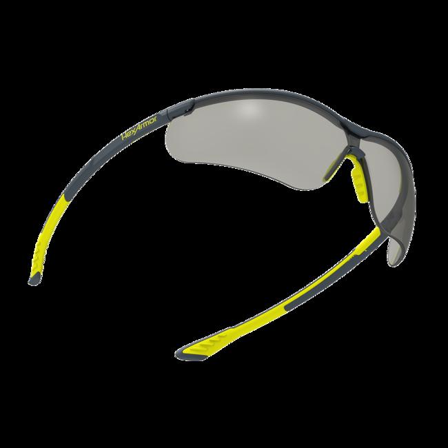 vs250 variomatic dark safety glasses float view