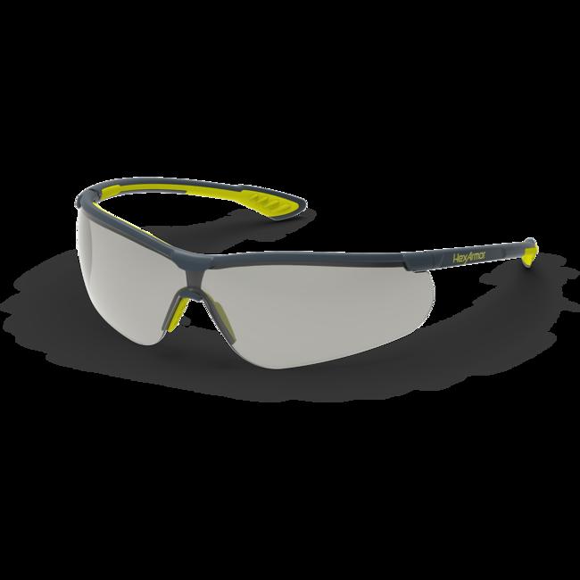 vs250 variomatic dark safety glasses standard view