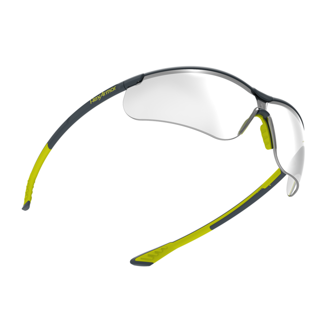 vs250 silver mirror safety glasses float view