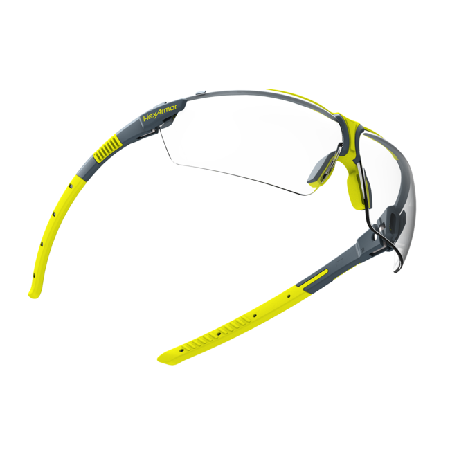 vs300 clear safety glasses float view