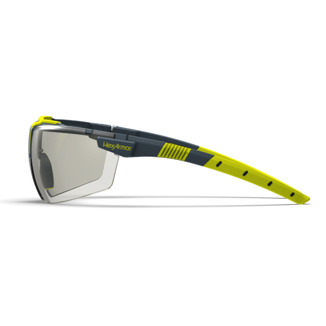 vs300 variomatic safety glasses side view
