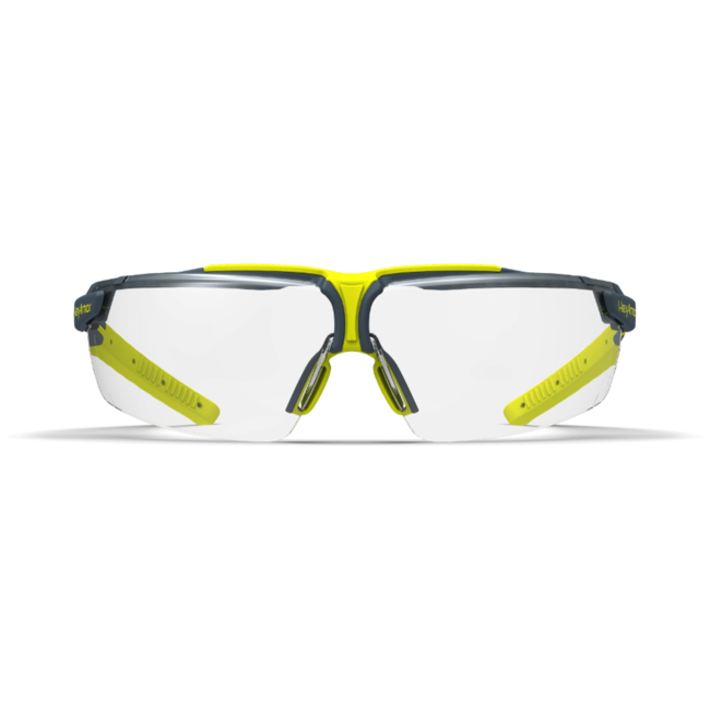 vs300s clear safety glasses front view