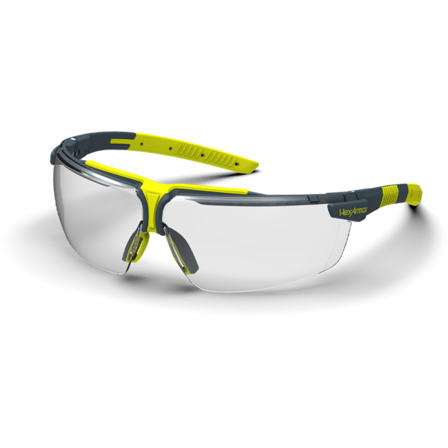 vs300s clear safety glasses standard view