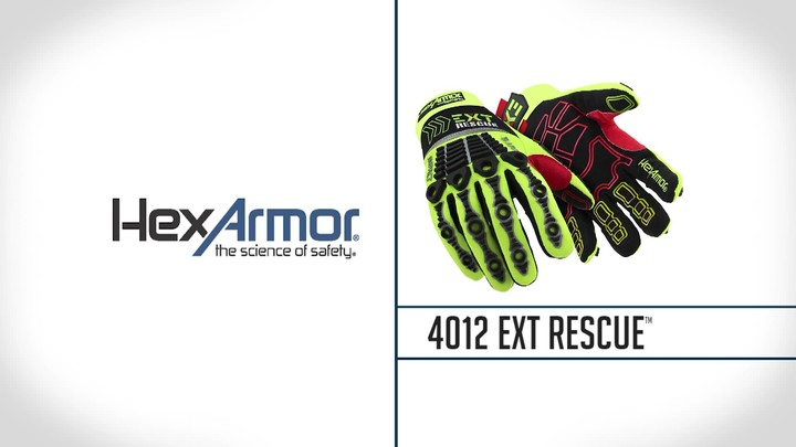 Cut Resistant Extrication Gloves | EXT Rescue® 4012