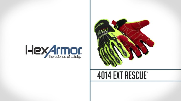 Pathogen Barrier Extrication Gloves | EXT Rescue® 4014