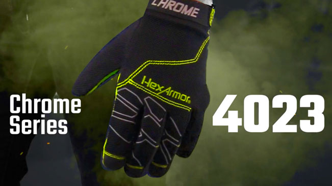 Mechanic Work Gloves | Chrome Series® 4023