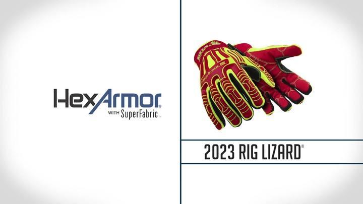 Cold Weather Impact Gloves | Rig Lizard® 2023