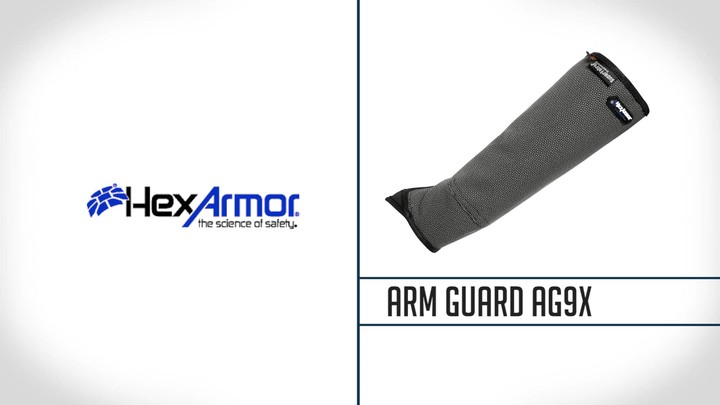"9"" Cut Resistant Arm Sleeves 