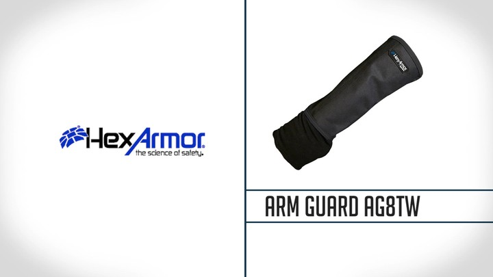 Needle Resistant Arm Sleeves | AG8TW