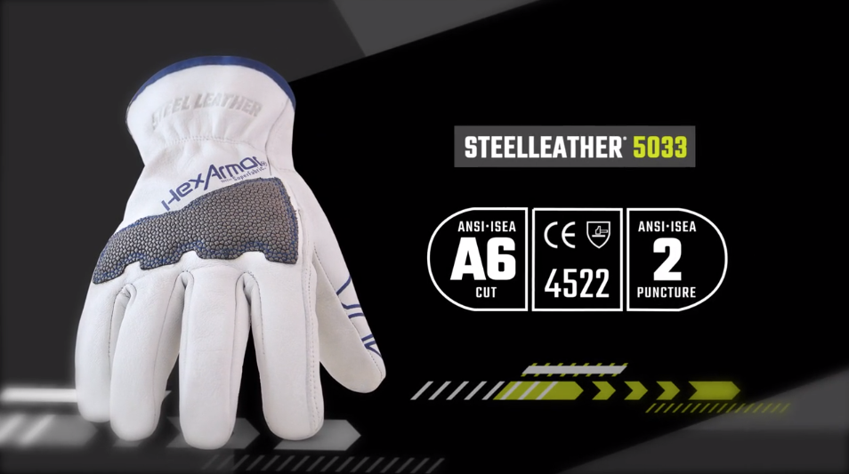 SteelLeather® 5033 Product Overview