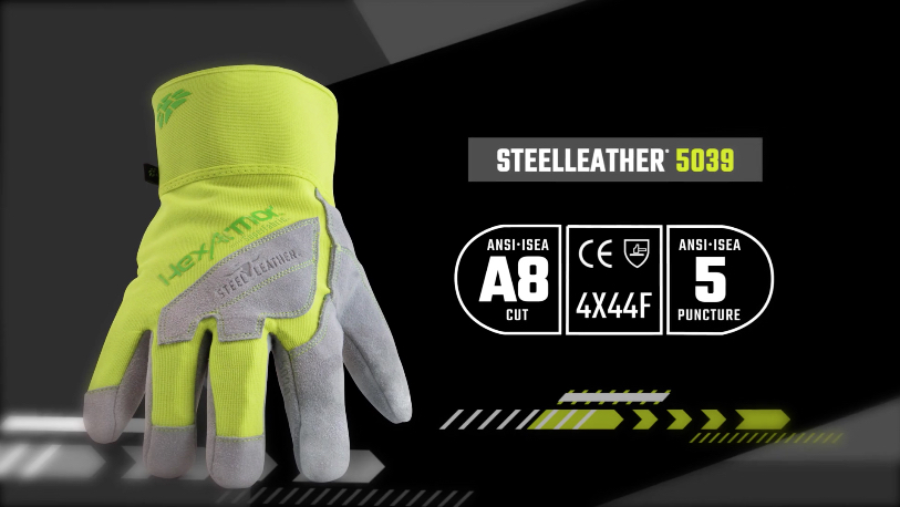 SteelLeather® 5039 Product Overview