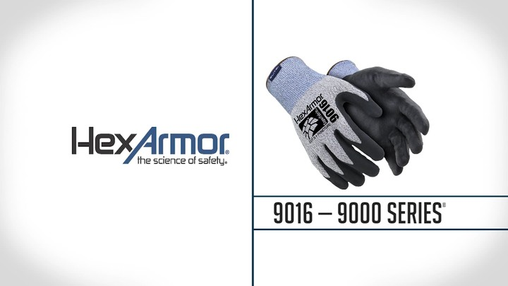 Nitrile Palm Coated Cut 5 Gloves | 9000 Series™ 9016