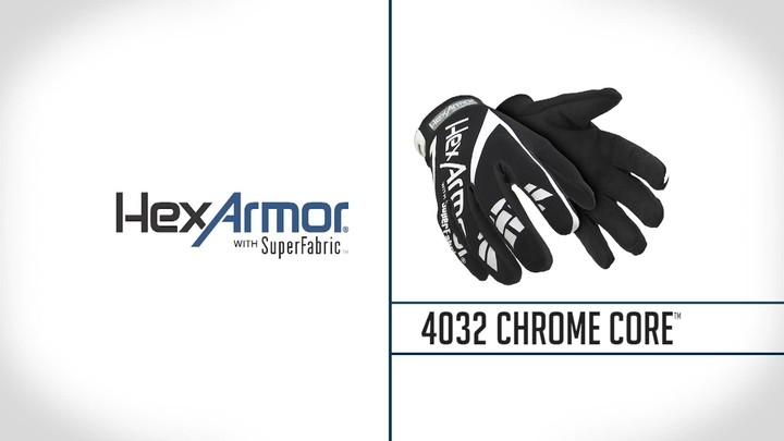ANSI Cut Level 5 Gloves | Chrome Core™ 4032