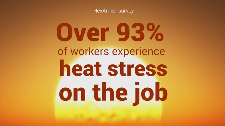 Know the Signs of Heat Stress | ColdRush®