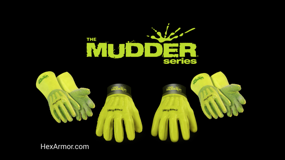 Chemical Resistant Gloves | Mudder® Collection