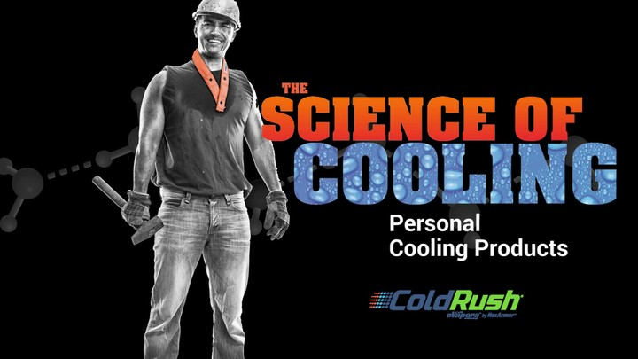 Personal Cooling Products | ColdRush®