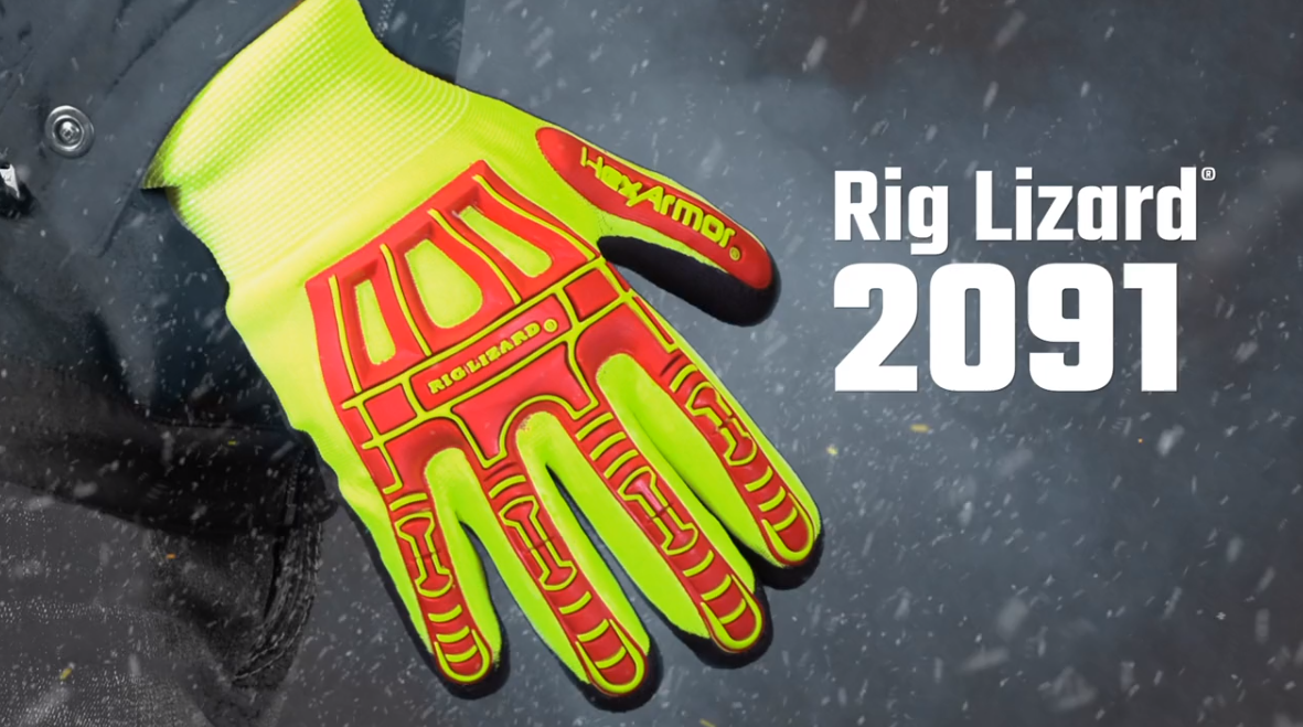 Rig Lizard® Thin Lizzie™ Thermal 2091 Product Overview