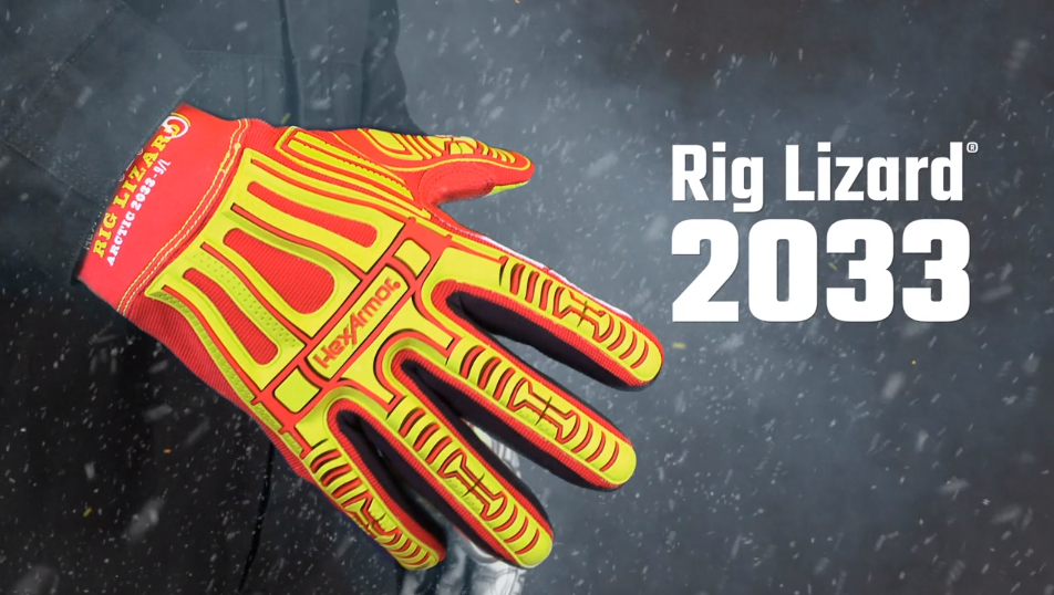 Rig Lizard® 2033 Product Overview
