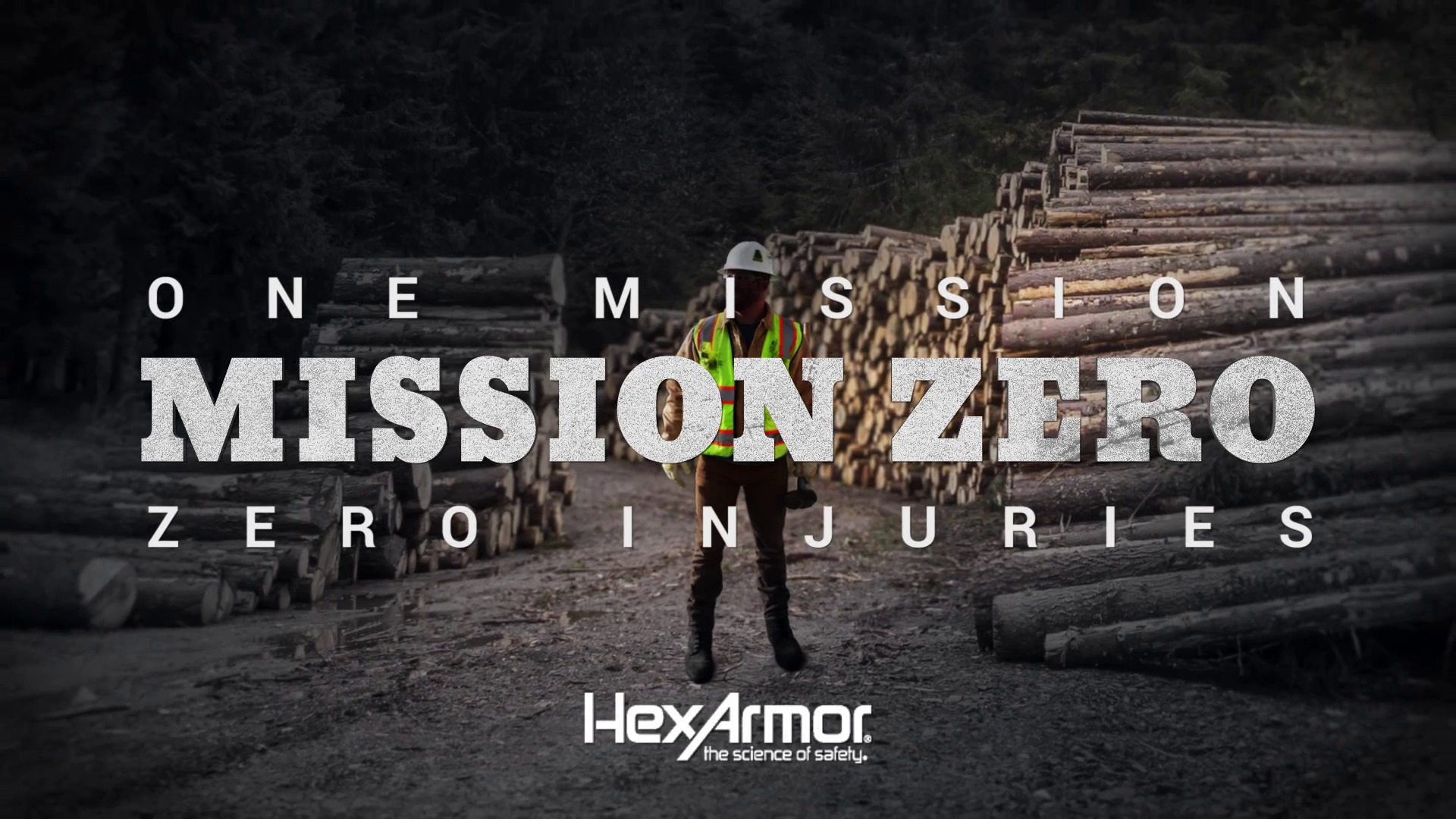 Lumber Safety | Mission Zero | HexArmor