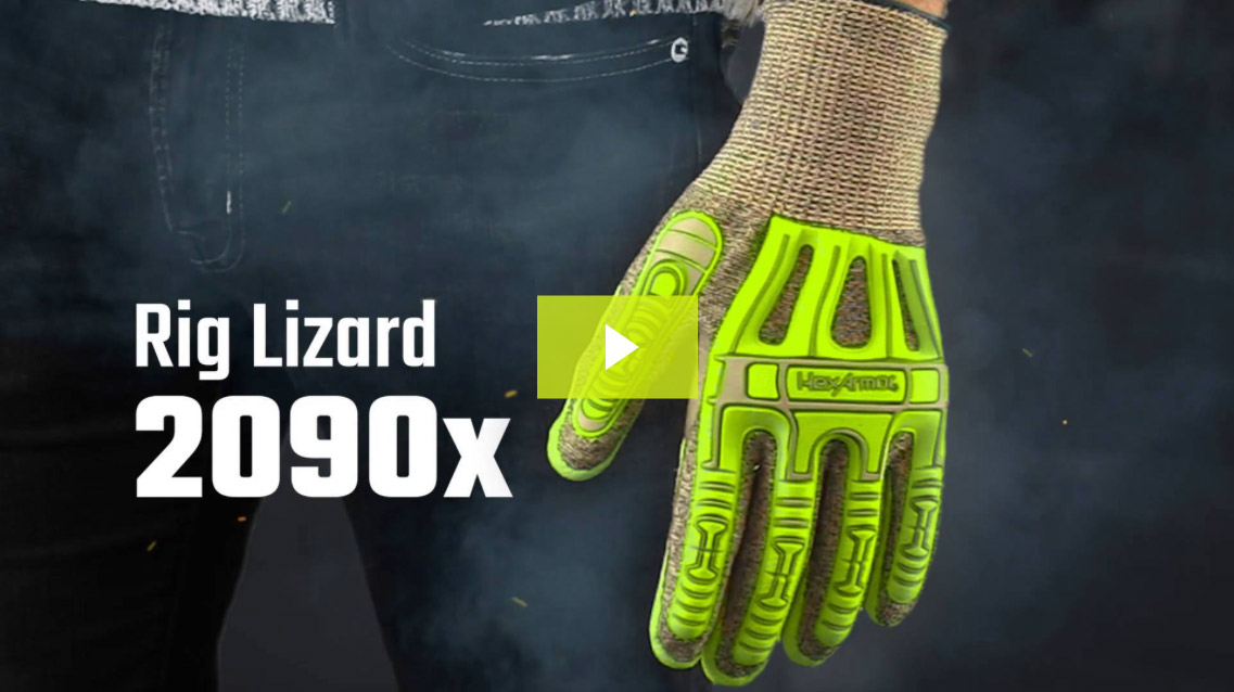Rig Lizard® 2090X Product Overview