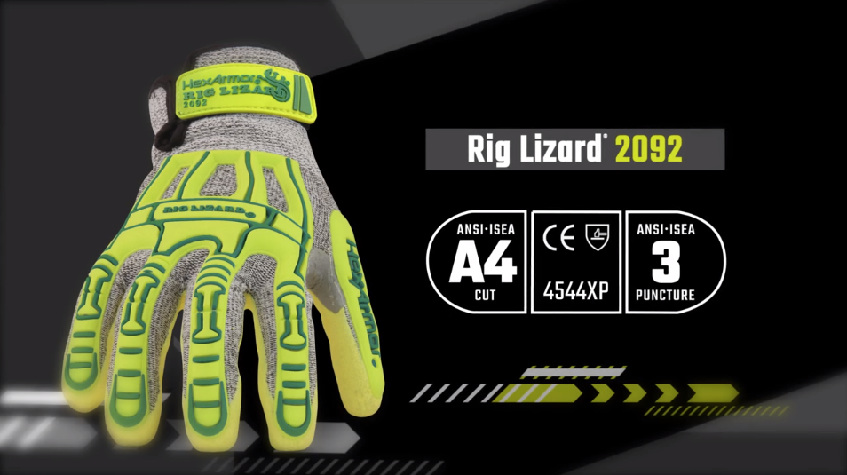 Rig Lizard® 2092 Product Overview