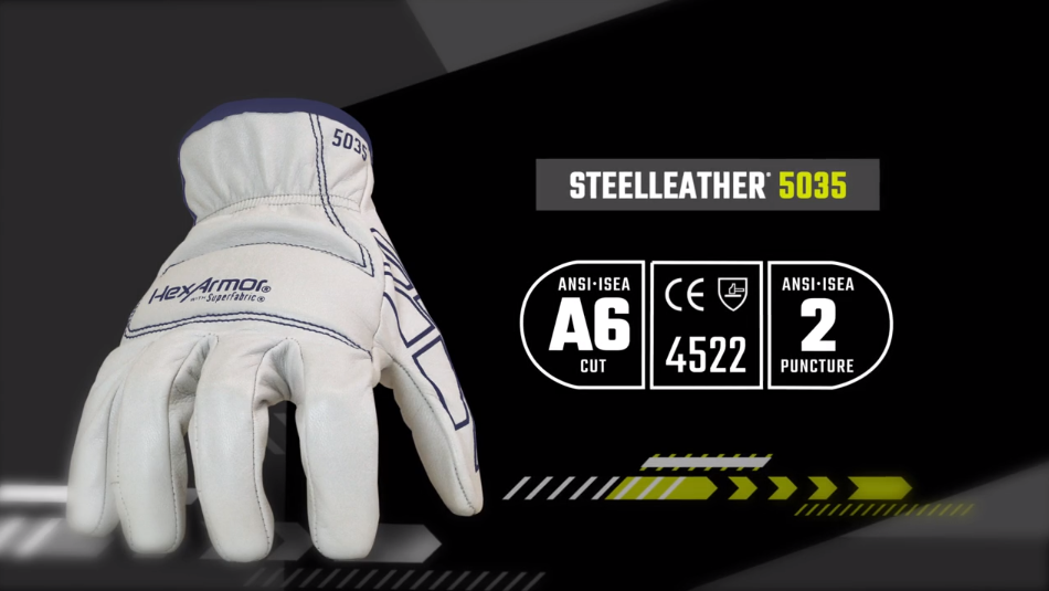 SteelLeather® 5035 Product Overview