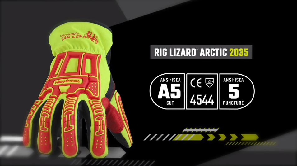 Rig Lizard® 2035 Product Overview