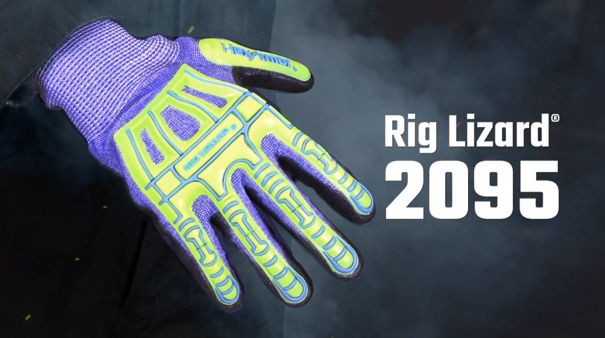 Rig Lizard® Thin Lizzie™ 2095 Product Overview