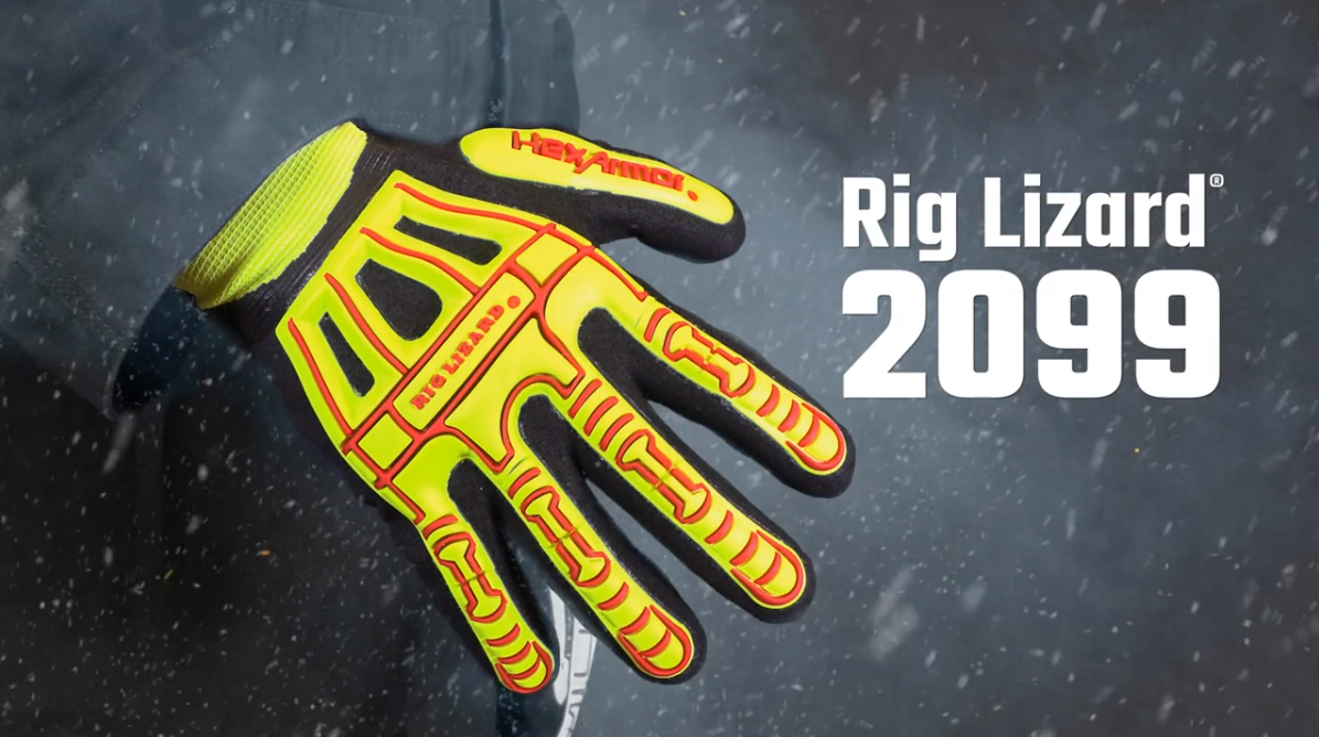 Rig Lizard® Thin Lizzie™ Thermal 2099 Product Overview