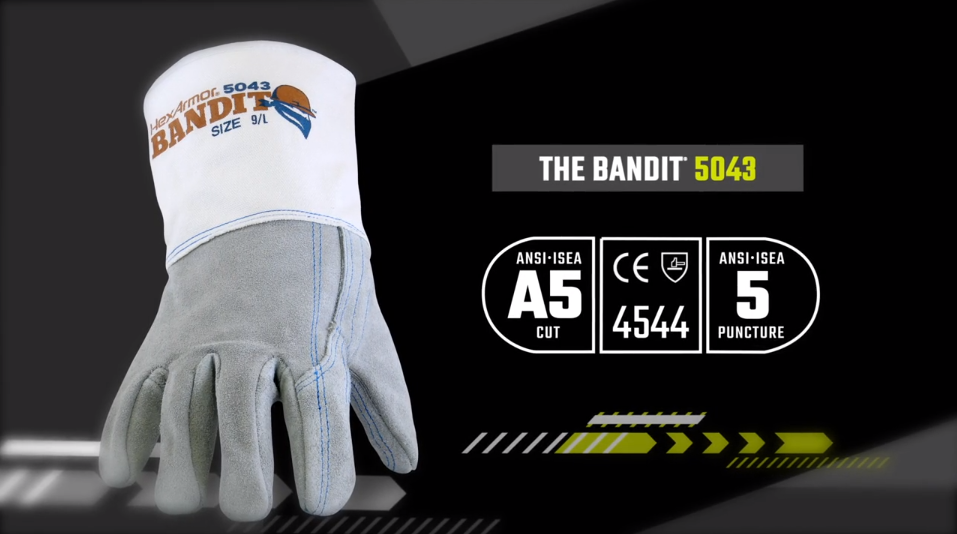 Bandit® 5043 Product Overview
